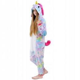 Домашняя одежда - Пижама Кигуруми Единорог со звездами 110см, 0