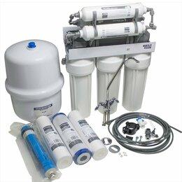 Фильтры для воды и комплектующие - Фильтр для воды с обратным осмосом Platinum Wasser Ultra 7 Bio, 0