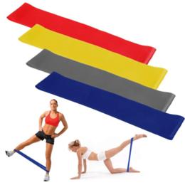 Эспандеры и кистевые тренажеры - Резинка для фитнеса №5 до 18 кг, 0