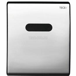 Унитазы, писсуары, биде - TECEplanus Urinal 230/12 В, панель смыва с инфракрасным датчиком для писсуара..., 0
