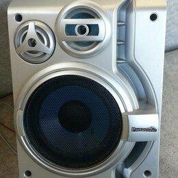 Акустические системы - Колонка (акустическая система) Panasonic SB-AK330, состояние на фото, 0
