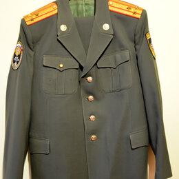 Военные вещи - Форма военная российская МЧС мужская, 52 размер, 0