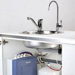 Фильтры для воды и комплектующие - Установка фильтра для воды под мойку, 0