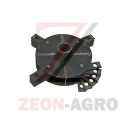 Производственно-техническое оборудование - Ротор в сборе для молотковой дробилки, 0