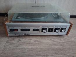 Проигрыватели виниловых дисков - Проигрыватель «Аккорд 201 Стерео» Доставка, 0
