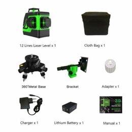 Измерительные инструменты и приборы - Лазерный уровень Kira TD1601B-G12, 0