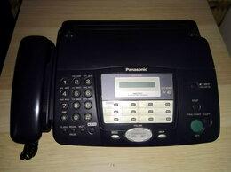 Факсы - Телефон - Факс- Автоответчик Panasonic KX-FT 904, 0