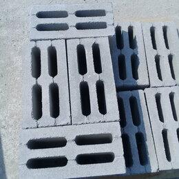 Строительные блоки - Стеновые блоки, пескоблоки, вентблоки от надежного производителя, 0