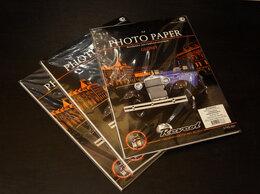 Бумага и пленка - Cамоклейка глянцевая фотобумага Revcol, А4, 25 л, 0