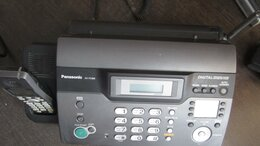 Факсы - Факс Panasonic KX-FC966RU, 0