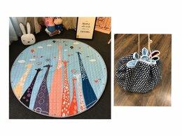 Развивающие коврики - Новый коврик-сумка для игрушек. 150см…, 0