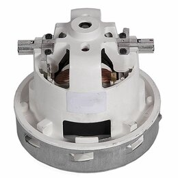Пылесосы - Двигатель пылесоса KERHER 1300W H134мм    Ø136мм 1 ступ  AMETEK, 0