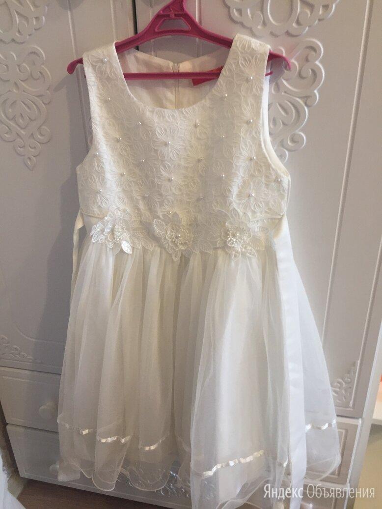Платье 134 по цене 500₽ - Платья и сарафаны, фото 0
