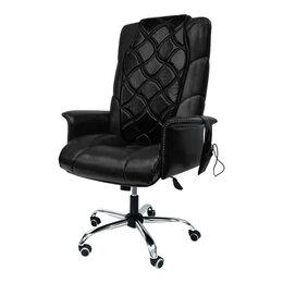 Массажные кресла - Офисное массажное кресло EGO PRIME EG1003 АНТРАЦИТ (Арпатек), 0
