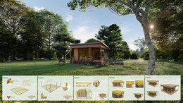 Дизайн, изготовление и реставрация товаров - 3D моделирование чертежи и услуги по фотошопу, 0