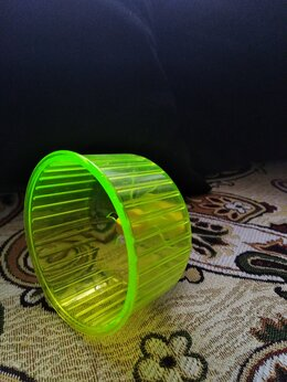 Клетки и домики  - Домики и колесо для хомяков, 0
