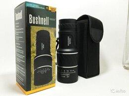 Бинокли и зрительные трубы - Монокуляр Bushnell 16x52 (стекло, новый), 0