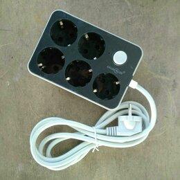 Источники бесперебойного питания, сетевые фильтры - Сетевой фильтр CX-E205 Safety Power Socket 5…, 0