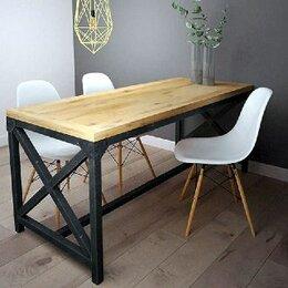 """Столы и столики - Кухонный стол в стиле """"Лофт"""", 0"""