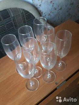 Бокалы и стаканы - Бокал для шампанского стеклянный 8штук, 0