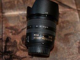 Объективы - Nikkor 18-70 3.5-4.5 g ed af-s, 0