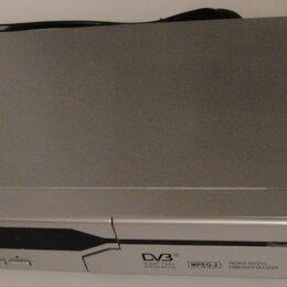 ТВ-приставки и медиаплееры - Цифровой кабельный ресивер DVB-C TROPHY-ACCESS TA-1001C, 0