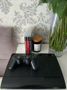 Игровые приставки - Sony playstation 3 PS3, 0