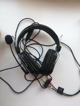Наушники и Bluetooth-гарнитуры - Игровые наушники , 0