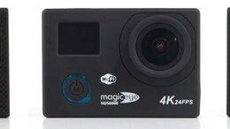 Экшн-камеры - Экшн-камера Gmini MagicEye HDS6000 (4K, Wi-Fi), 0