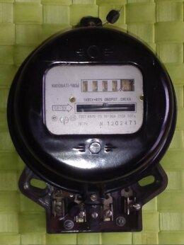 Счётчики электроэнергии - Электросчетчик СО-5У (СССР, 1977 г), 0