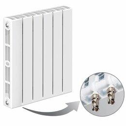 Радиаторы - Радиатор биметаллический секционный RIFAR RIFAR SUPReMO VENTIL 350 SVR 6 секц..., 0