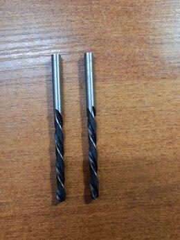 Для дрелей, шуруповертов и гайковертов - Сверло по металлу левое ц/х  6,4мм Р18, 0