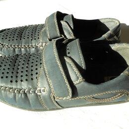 Туфли и мокасины - Мокасины р.35, 0