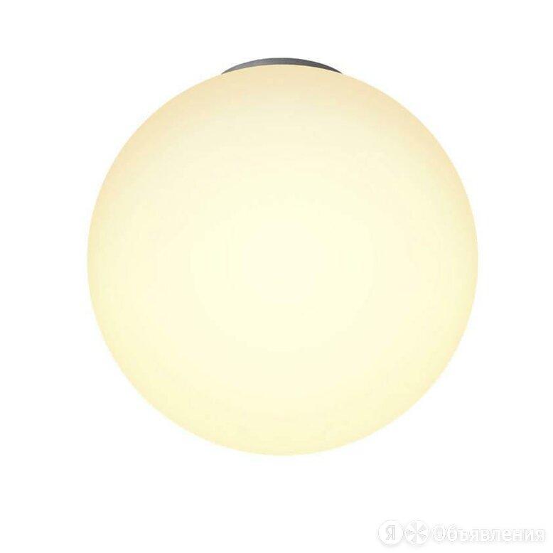 Накладной светильник SLV Rotoball 1002052 по цене 13003₽ - Люстры и потолочные светильники, фото 0