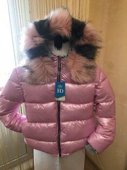 Куртки и пуховики - Куртка зимняя на девочек., 0