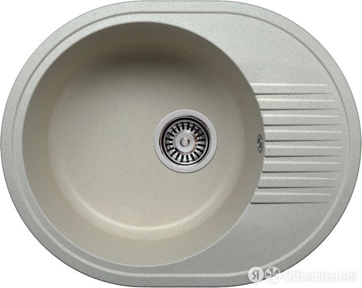 Мойка кухонная Polygran F-22 cерая по цене 4900₽ - Кухонные мойки, фото 0