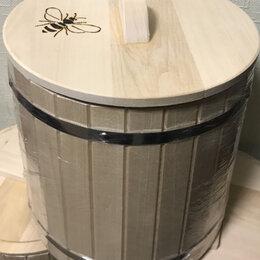 Бочки, кадки, жбаны - Бочонок для хранения меда 30 литров, 0