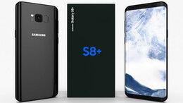 Мобильные телефоны - Samsung galaxy S8+ 64gb Оригинал Магазин Доставка, 0