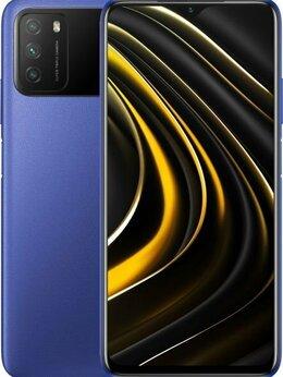 Мобильные телефоны - Xisomi Poco M3  4/128GB Blue, 0