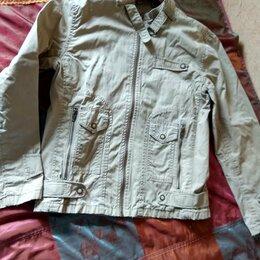Куртки - Мужские куртки- ветровки размер М, 0