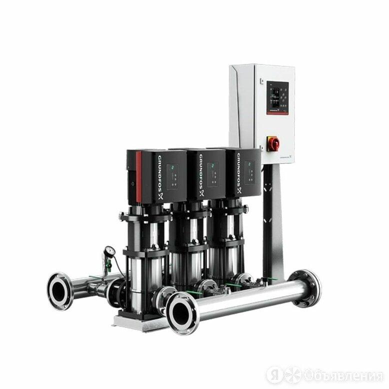 Установка повышения давления Grundfos Hydro MPC-E 3 CRE 45-2-2 U2 D-A-A-GHV по цене 2794799₽ - Насосы и комплектующие, фото 0