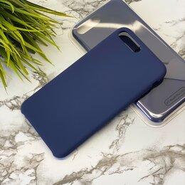 Чехлы - Чехол силиконовый HOCO Pure для iPhone 7 Plus/8 Plus, синий, 0