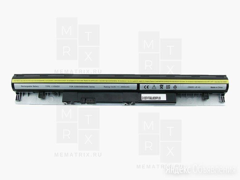 Распродажа L12S4L01 Аккумулятор для ноутбука по цене 800₽ - Зарядные устройства и адаптеры, фото 0
