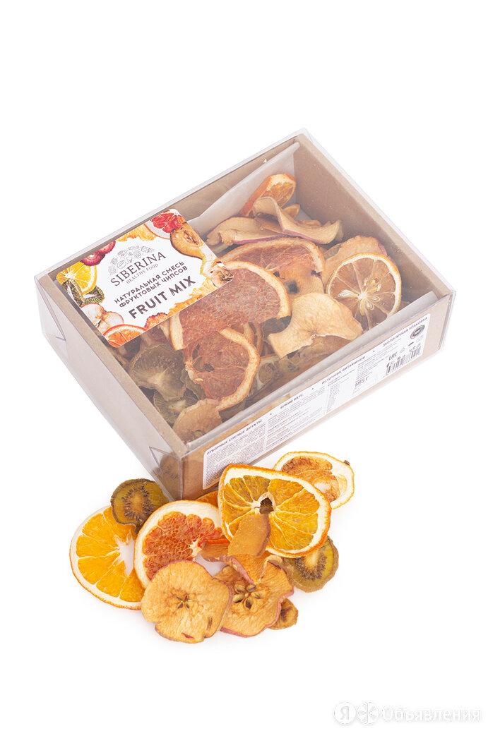 """SIBERINA Натуральная смесь фруктовых чипсов """"Fruit mix"""" по цене 690₽ - Постельное белье, фото 0"""