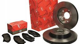 Тормозная система  - Тормозные диски. Все авто, 0