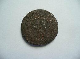 Монеты - Денга 1735г., 0