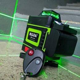 Измерительные инструменты и приборы - Лазерный 4D уровень, нивелир, построитель, 0