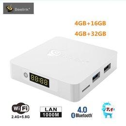 ТВ-приставки и медиаплееры - Тв бокс Beelink A1 с памятью 4-16 или 32 новый, 0