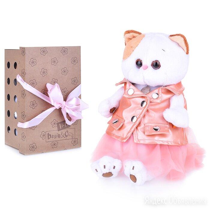 Мягкая игрушка «Ли-Ли в юбке и жилетке» по цене 1650₽ - Мягкие игрушки, фото 0