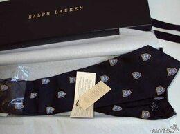 Галстуки и бабочки - Галстук Ralph Lauren Classic Heraldic (Italy), 0